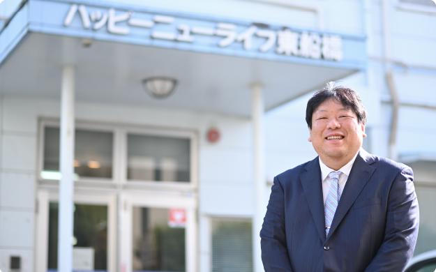 株式会社介護デザイン代表取締役社長中川潤一